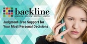 Backline: Judgment-Free Support for Your Most Personal Decisions