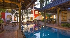 Kerala, India: Malabar House