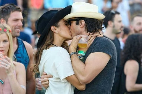 Just Married! 6 Reasons Nikki Reed & Ian Somerhalder Are Freakin' Adorable