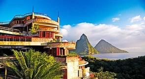 St. Lucia: Jade Mountain Resort