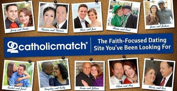 CatholicMatch: The Faith-Focused Dating Site You've Been Looking For