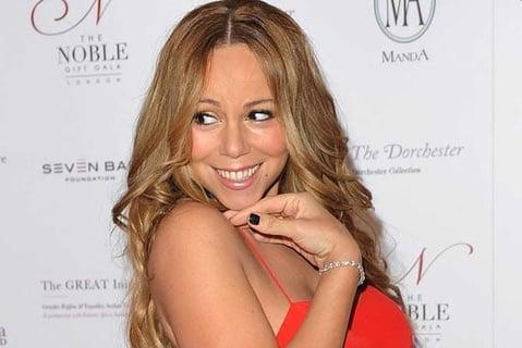 Mariah Carey Joins Match