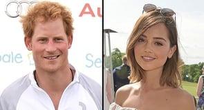 3. Prince Harry & Jenna Coleman
