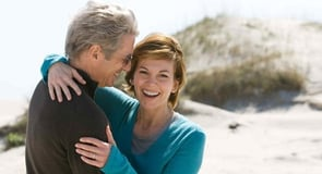 Photo of Richard Gere and Diane Lane in Nights in Rodanthe