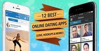 12 Best Online Dating Apps (Love, Hookups & More!)