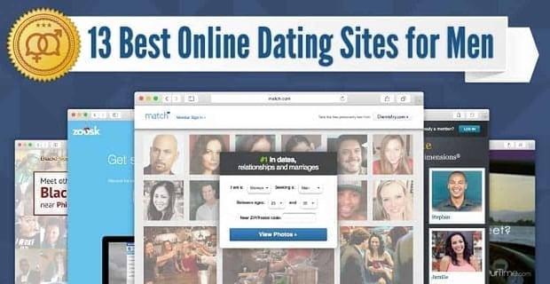 Best Online Dating Sites For Men