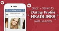 """Study: 7 Secrets for """"Dating Profile Headlines"""" (With Examples)"""