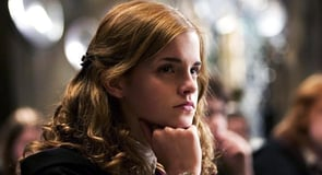 Photo of Hermione thinking