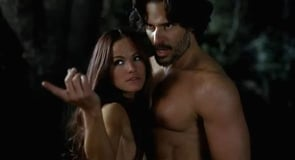 Photo of Alcide threesome from Trueblood