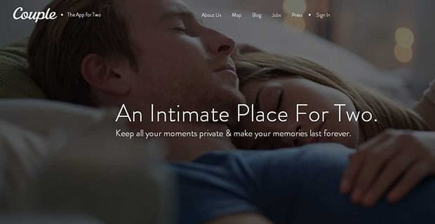Couple: The App That's Connecting Partners Around the World