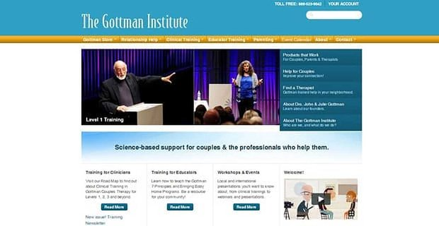 The Gottman Institute's App for Couples Looking to Build Strong Relationships