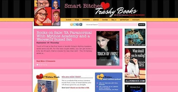 Celebrating 10 Years Of Smart Bitches And Trashy Books