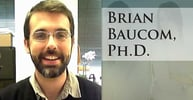 Dr. Brian Baucom: Dedicated to Studying Conflicts in Relationships