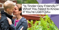 """Is Tinder Gay Friendly?"" What You Need to Know If You're LGBTQIA+"