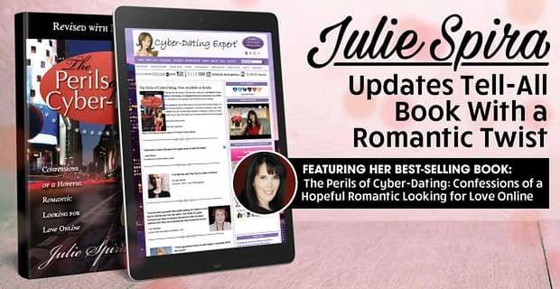 Julie Spira Updates Tell-All Book With a Romantic Twist
