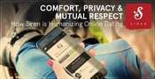 Comfort, Privacy & Mutual Respect: How Siren is Humanizing Online Dating