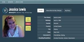 Screenshot of Special Bridge profile