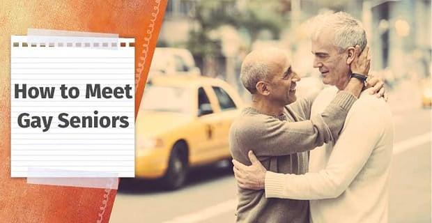 Meet Gay Seniors
