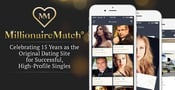 MillionaireMatch: Celebrating 15 Years as the Original Dating Site for Successful, High-Profile Singles