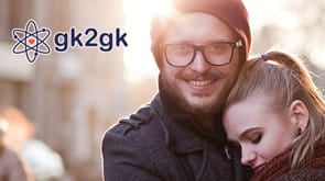 Photo of the gk2gk logo