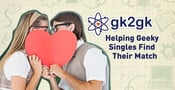 gk2gk: Helping Geeky Singles Find a Leia to Their Han Solo — And Vice Versa