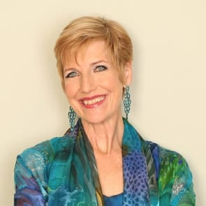 """Photo of Dr. Judith Wright, co-author of """"The Heart of the Fight"""""""