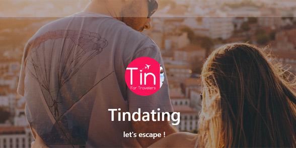 Screenshot of TinDating