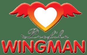 An image of the Profile Wingman logo