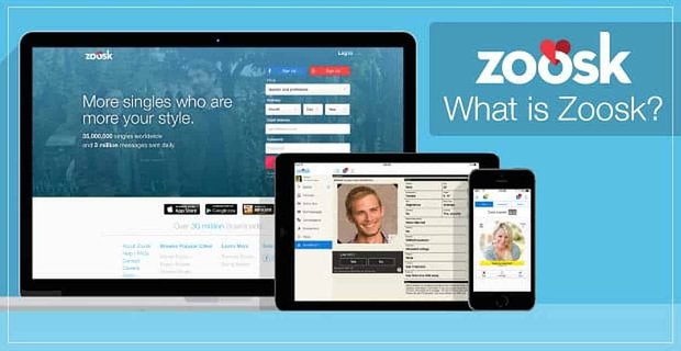 What Is Zoosk