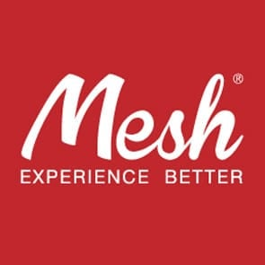 Photo of Mesh's logo