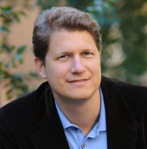 Photo of Alex Harrington, Chief Financial Officer and CEO of Snap Interactive