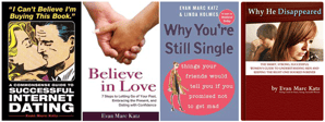 Photo of The Books on Dating by Evan Marc Katz