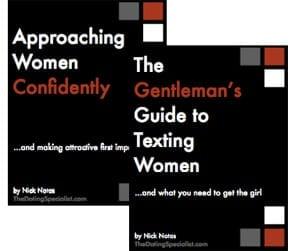 A screenshot of Nick Notas' downloadable e-guides