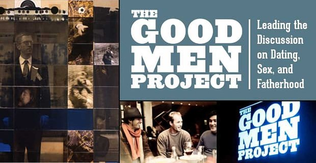 Good Men Project Leading Discussion On Manhood