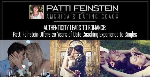 Patti Feinstein Americas Dating Coach