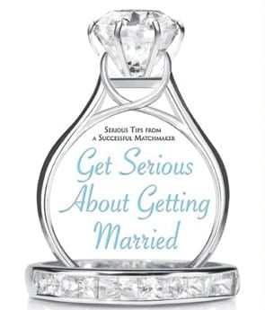 "Photo of Janis Spindel's book ""Get Serious About Getting Married"""