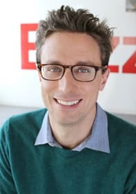 Photo of Jonah Peretti, Founder and CEO of BuzzFeed