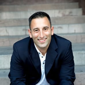 Photo of Mike Goldstein, the EZ Dating Coach