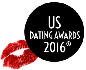 Photo of the US Dating Awards logo
