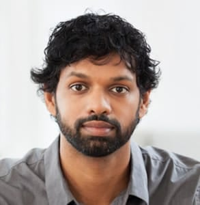 Photo of Dash Gopinath, CEO of if(we)