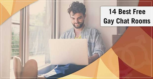 14 Best Free Gay Chat Rooms (Video, Phone, Live, Apps)