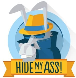 Photo of the Hide My Ass! logo