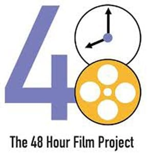 The 48 Hour Film Project logo