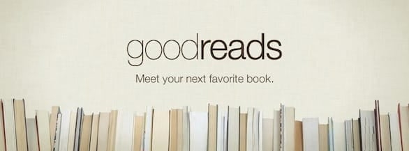 Photo of the Goodreads logo