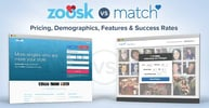 Zoosk vs. Match (Pricing, Demographics, Features & Success Rates)
