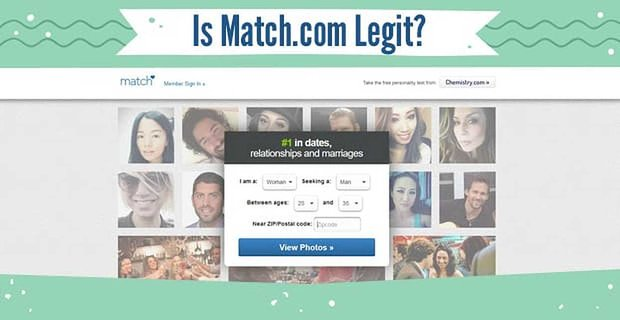 Is Match.com Legit? — (5 Things You Need to Know)