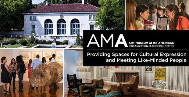 Art Museum Americas A Space To Meet Like Minded People