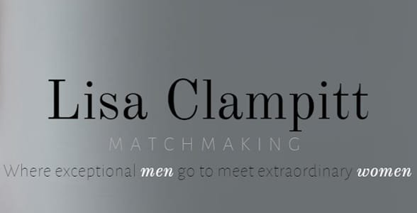 Photo of the Lisa Clampitt Matchmaking logo