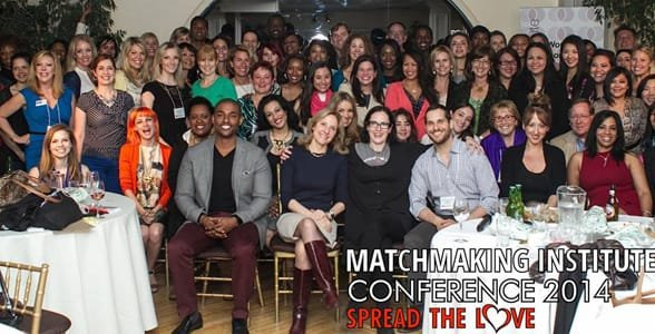 Photo of The Matchmaking Institute Conference in 2014