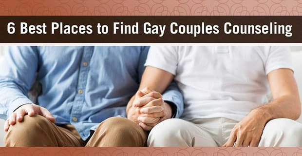 Gay Couples Counseling